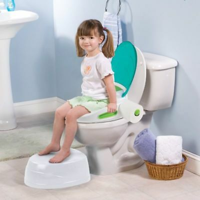 Potty Training Toilet Seat Baby Portable Toddler Chair Kids Girl Boy Pee Trainer