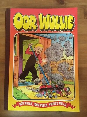 Oor Wullie Annual 1998 by DC Thomson