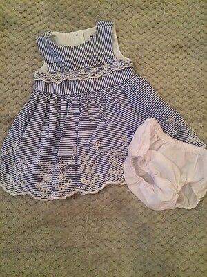 baby girl dress 0-3 months