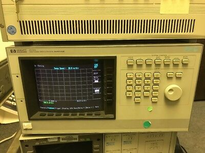 HP / Agilent 20GHz Digitizing Oscilloscope Mainframe - 54120A