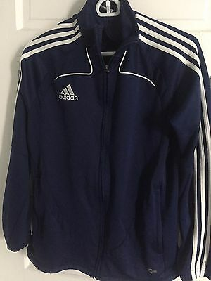 Adidas Originals Blue Track Jacket Men's Xl