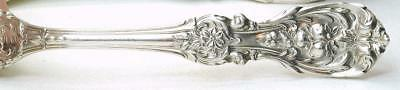 """6 True Dinner forks - Francis 1st Reed & Barton Sterling Silver 7 & 3/4"""" NO MONO"""