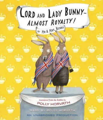 Horvath, Polly-Lord And Lady Bunny - Almost Royalty!  (US IMPORT)  CD NEW