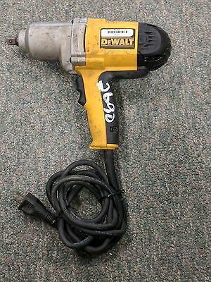"DeWalt  1/2"" Dr Electric Impact Wrench - DW292- Free Shipping"