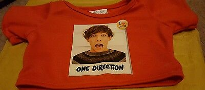 Build A Bear One Direction 'I love Louis' t-shirt