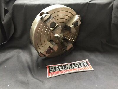 Lathe Chuck 4 Jaw - 185mm to suit SM-920 Lathes
