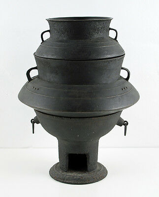 Antique Pots from Burma #1