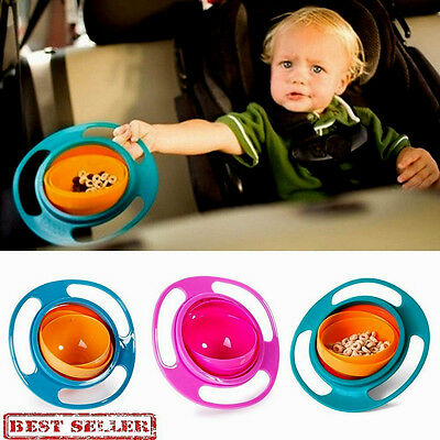 The ORIGINAL Miracle Bowl That Prevents Spills & Mess As Seen On TV The Original