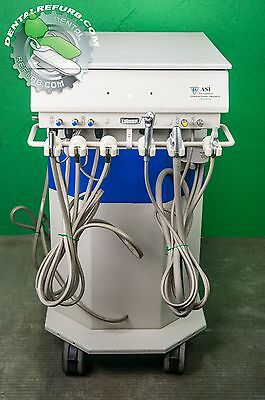 ASI Mobile Dental Delivery Cart System 2025M/C1 Self Contained TAKE A L@@K!