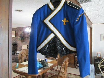 Demoulin Marching Band Uniform Outfit