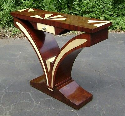 MASTERPIECE Classic Console Art Deco style