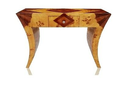 stunning Art Deco style and forms console