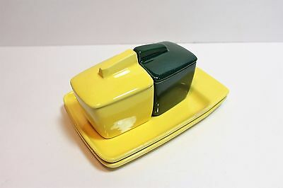 Vintage Franciscan Tiempo Square Shape Mid century Modern 6 pc Snack set covers