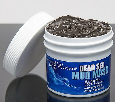 DEAD SEA Mud Mask 100% Pure -Facial, Anti-Aging, Acne, Oily Skin, Pore Minimizer