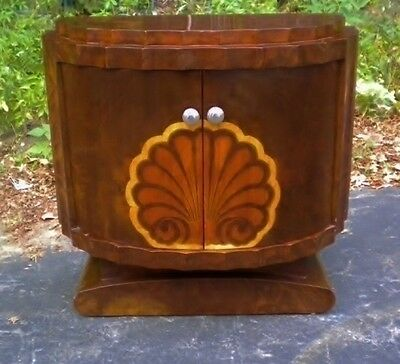 Eye Catching Art Deco Style Commode Buffet - Sideboard