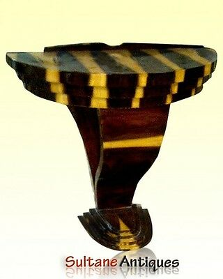 in 4 weeks PHENOMENAL exotic rosewood Art Deco style console