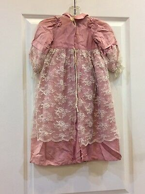 Girl's Old Time Photo Costume Victorian Toddler Dress Prof Bloodgood CentralCas