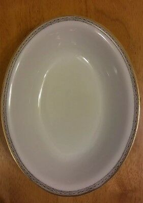 Heinrich Co Selb Bavaria, Imperial Pattern Oval Serving Dish 10""