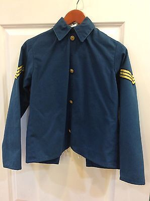 Boys Old Time Photo Costume Large L Tunic Union  Central Casting Prof Bloodgood
