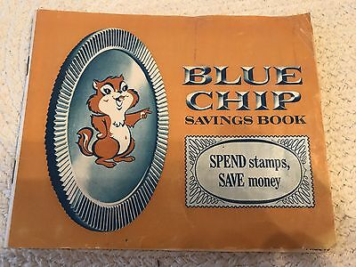 Blue Chip Stamp Book