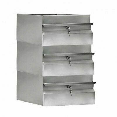 Simply Stainless Single DrSimply Stainless Single Drawer for Workbenches 410x450