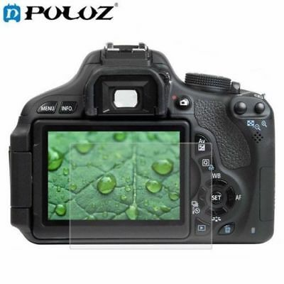 Tempered Glass Camera Screen Cover Protector For Canon 650D 700D 750D 760D 80D