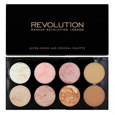 Makeup Revolution Ultra  Blush Palette Golden Sugar