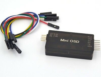 OSD FPV On-Screen  en boitier MinimOSD APM Telemetry  APM2.5 et 2.0