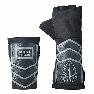 Wwe Roman Reigns Replica Glove & Wristband Set Official New Gauntlet