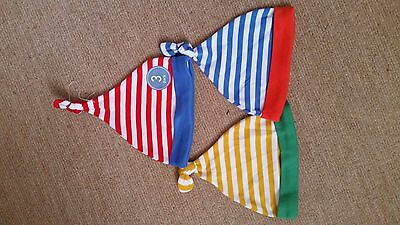 3 Pack of Next Baby Stripe Hats - Brand New - 0-3 Months