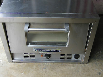 Bakers Pride Pizza/pretzel Oven Model P22S