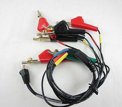 JDSU Test Cable Leads 21117974-001 for FED Far End device
