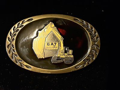 Cat Diesel Power Belt Buckle