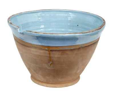 20Th Century Terracotta And Glazed Bowl