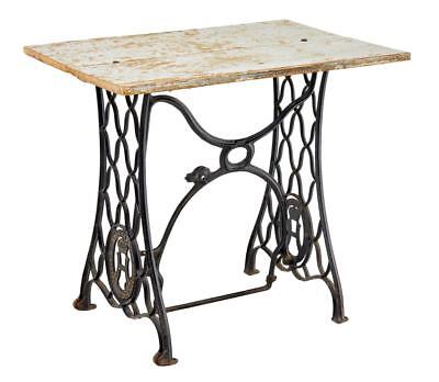 19Th Century Husqvarna Converted Sewing Table