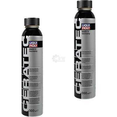 Original Liqui Moly 3721 2x 300ml Cera Tec Additiv Öl High Tech Keramik