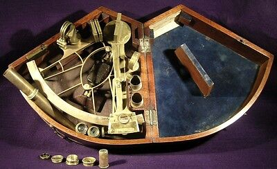 Sexton-Astrolabe-Nautical Instrument by C.G.Brander or Dillon & Tuttle, 19th c.