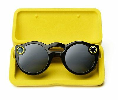 Snapchat Glasses / Spectacles  (IOS / Android) (Bluetooth) - (UK BASED) (BLACK)