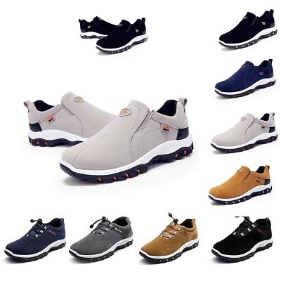 Men's Sport Shoes Outdoor Breathable Casual Sneakers Running Sport Walking Shoes