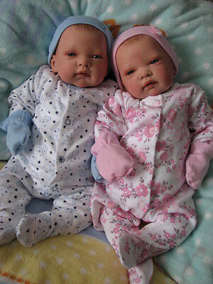 Christmas Gift-Beautiful Newborn Reborn Baby Doll-GHSP,Weighted-Boy or Girl