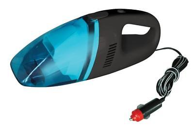 12V Portable CAR VACUUM CLEANER With Nozzle Attachment Lighter Socket Powered