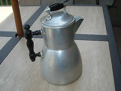 Wear-Ever Pat June 10 1902 Aluminum Cffee Pot