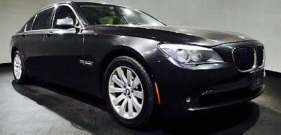 2011 BMW 7-Series 750Li MINT 750Li LWB