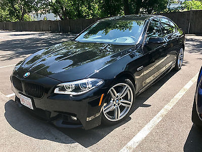 2014 BMW 5-Series 535 i XDrive w/ M and DAP 2014 BMW 535xi M