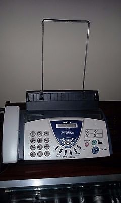 BROTHER  FAX MACHINE 575 personal fax phone and copier