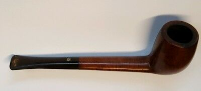 Vintage Classic Kriswill Straight Golden Clipper Pipe Made in Denmark