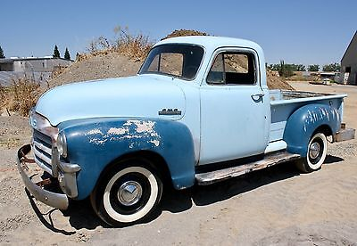 1954 Chevrolet Other Pickups GMC Pickup 101, Nevada Desert truck, no rust 1954 GMC 101 Pickup, Short Bed, Half Ton