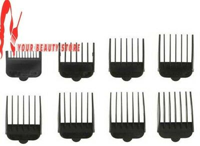 Wahl Clipper Attachment Guard Combs - No: 1 2 3 4 5 6 7 8!!!SPECIAL OFFER!!!