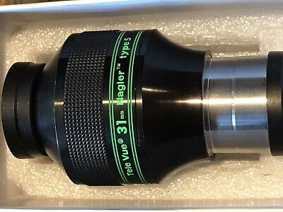 Tele Vue Nagler 31mm Type 5 (Pre-Owned)
