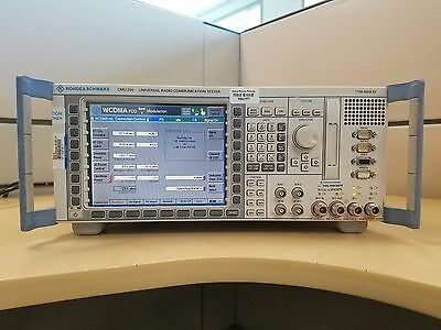 Rohde & Schwarz CMU 200 - Universal Radio Communications Tester